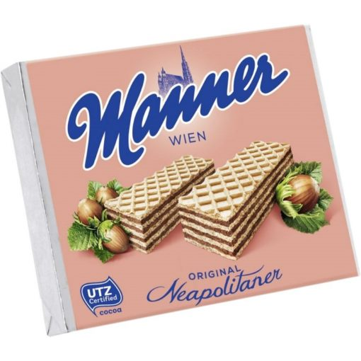Manner ostya mogyoró 75g