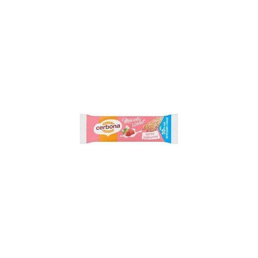 Cerbona müzliszelet joghurtos eper 20g
