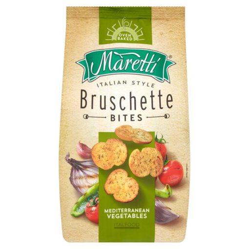 Maretti pirított kenyérkarika vegyes zöldséges 70g