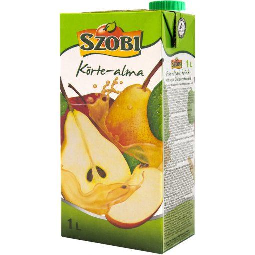 Szobi gyümölcslé 12% körte-alma