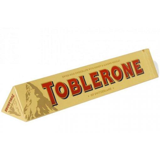 Toblerone svájci tejcsokoládé 100g