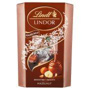 Lindt Lindor csokoládé praliné hazelnut 200g