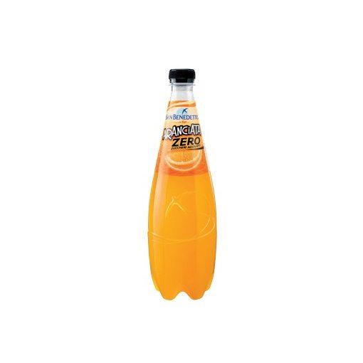 San Benedetto zero üdíto aranciata édes narancs 0,75l