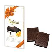 Belgian étcsokoládé Dark Orange 100g