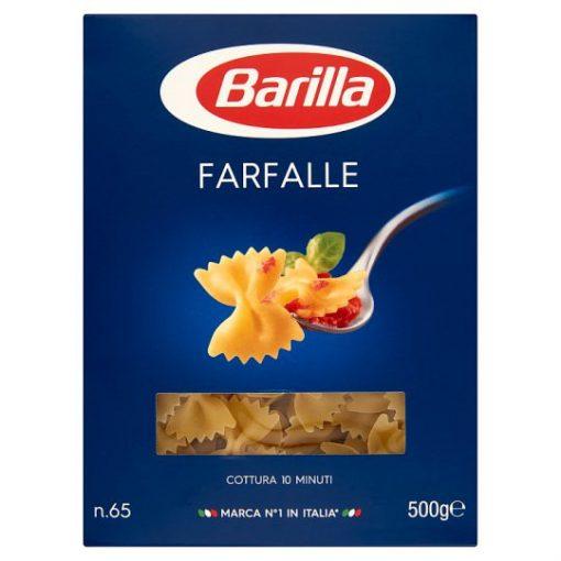 Barilla tészta Farfalle 500g