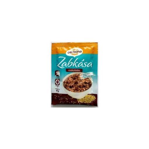 Cerbona zabkása csokoládés 65g