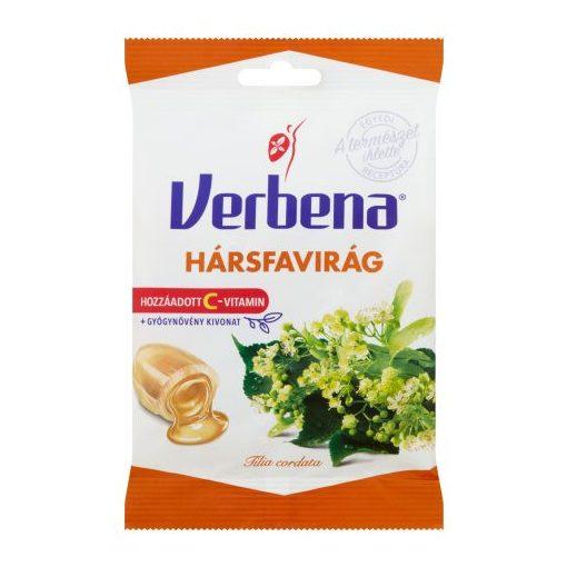 Verbena keménycukor hársfavirág 60g