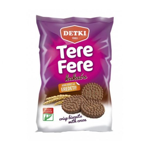 Detki Tere-fere keksz kakós 180g