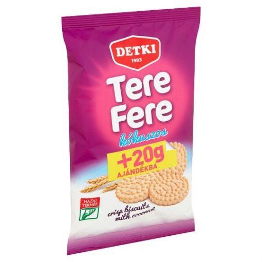Detki Tere-fere keksz kókuszos 180g