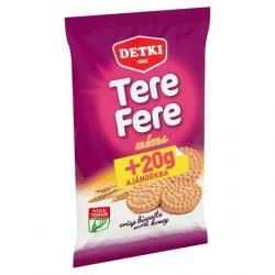 Detki Tere-fere keksz mézes 180g+20g