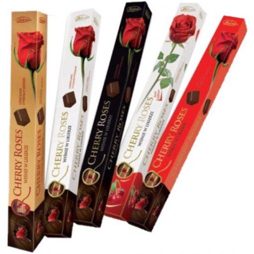 Vobro Cherry Roses desszert 90g