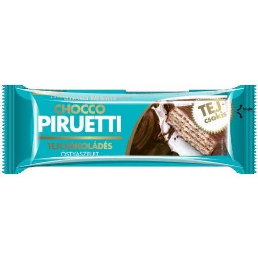 Chocco Piruetti ostya tejcsokoládés 36g