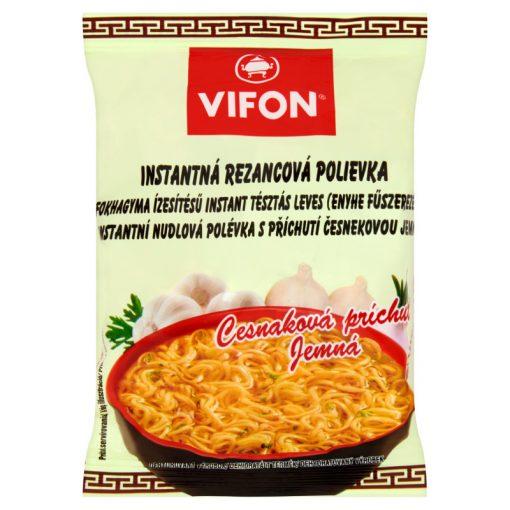 Vifon instant tésztás leves fokhagyma ízű 60g