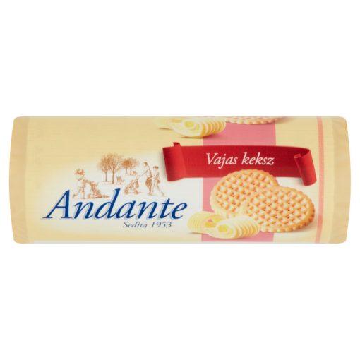 Andante vajas keksz 140g