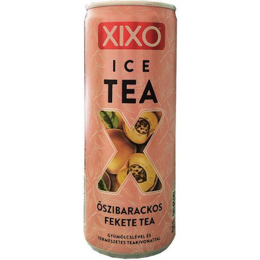 Xixo ice tea barack 250ml