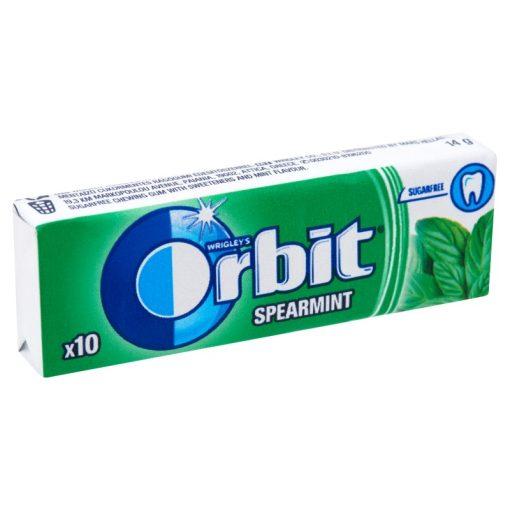 Orbit drazsé spearmint 14g