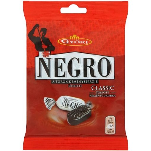 Negro cukorka 79g