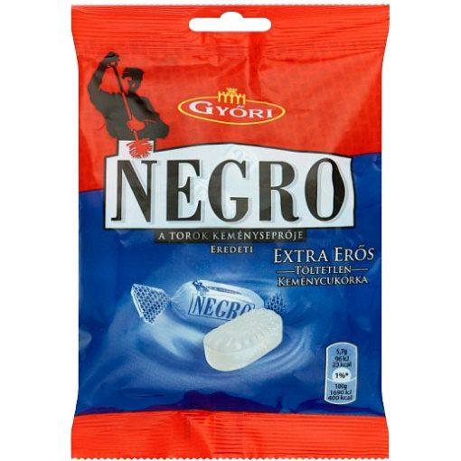 Negro cukorka extra erős 79g