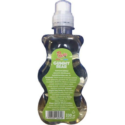 Pölöskei Gummy Bear tutti frutti ízű üditőital 330 ml