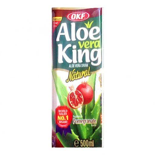 OKF Aloe Vera ital gránátalma 500ml