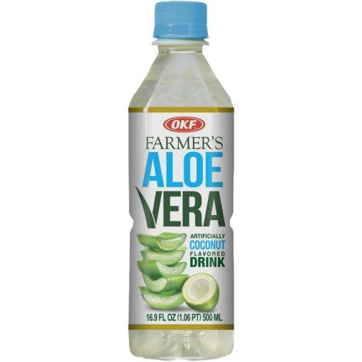 OKF Aloe Vera ital kókusz 500ml