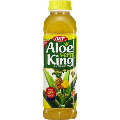 OKF Aloe Vera ital natural 500ml