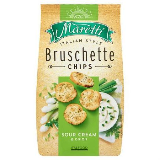 Maretti vpirított kenyérkarika hagymás tejfölös 70g