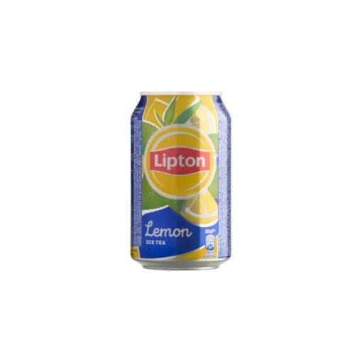 Lipton tea citrom 330ml