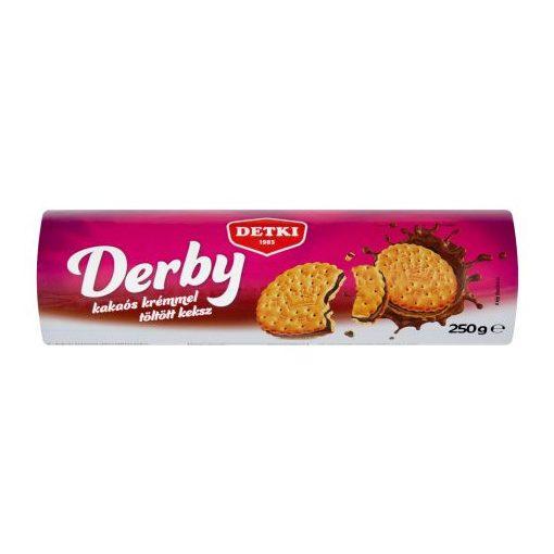 Detki Derby kakaós keksz 250g