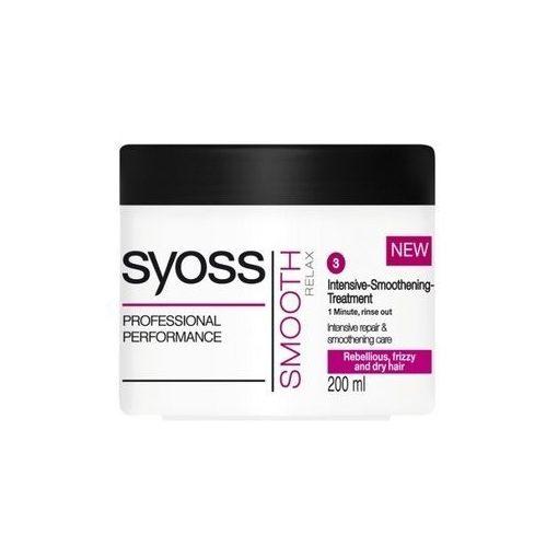 Syoss Relax simító intenzív hajpakolás 200ml
