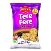 Detki Tere-fere édes keksz csokidarabokkal  150g+20g