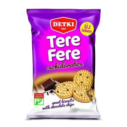 Detki Tere-fere édes keksz csokidarabokkal  150g