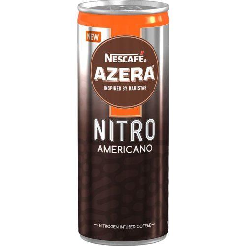 Nescafé Azera Nitro Americano kávé 192ml