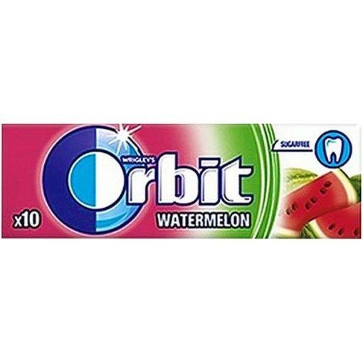 Orbit görögdinnye ízű rágógumi 14 g