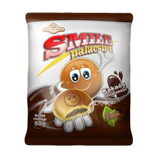 Smile palacsinta csokoládés töltelékkel 50g
