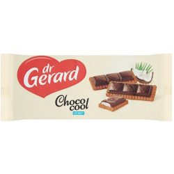 Dr Gerard Choco Cool kókusz ízű keksz 110g