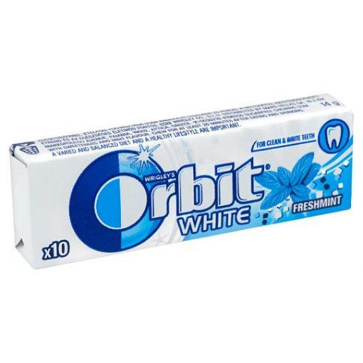 Orbit White drazsé 14g