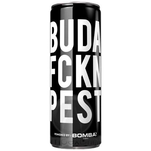 Bomba BudaFCKNPest energiaital 250ml