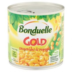 Bonduelle kukorica szuper édes 340g