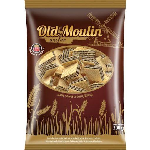 Urbán old moulin töltött ostya kakaós 200g