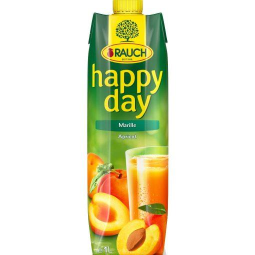 Happy day gyümölcslé kajszibarack 40% 1l