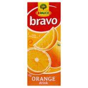 Rauch Bravo gyümölcslé narancs 12% 0,2l