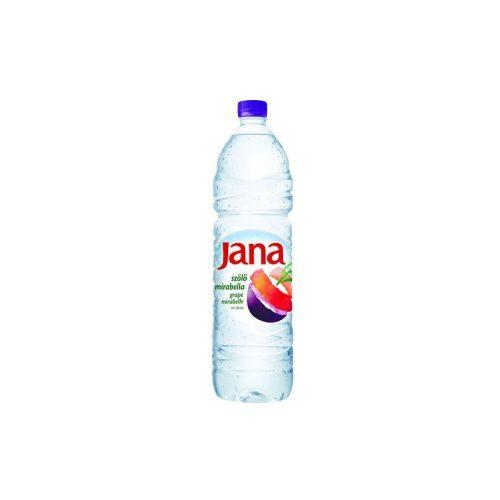 Jana szénsavmentes ásványvíz szolo-mirabella 1,5l