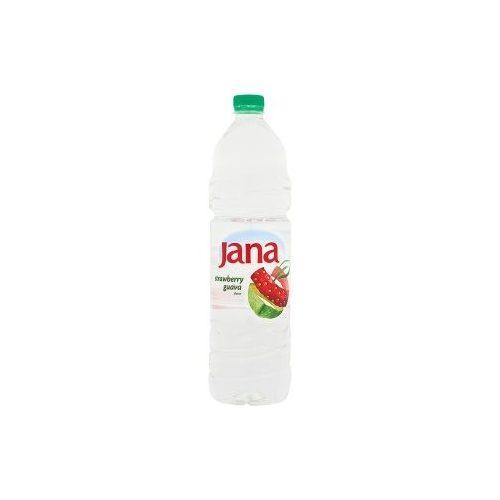 Jana szénsavmentes ásványvíz eper guava 1,5l