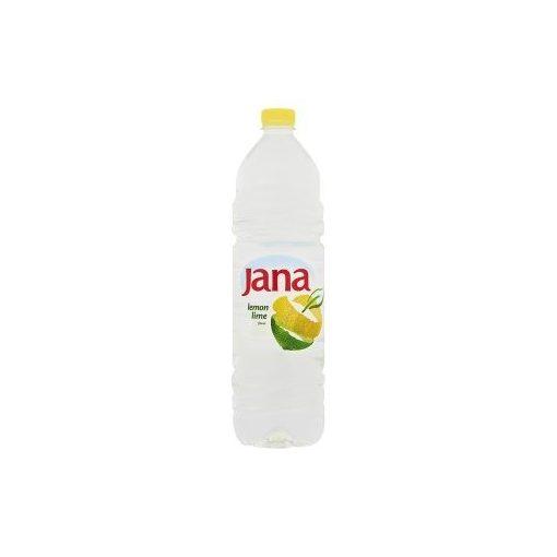 Jana szénsavmentes ásványvíz citrom 1,5l