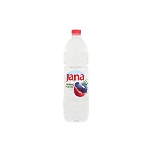 Jana szénsavmentes ásványvíz áfonya 1,5l