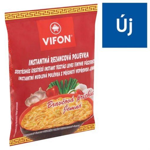 Vifon instant tésztásleves sertéshús ízesítésű 60g