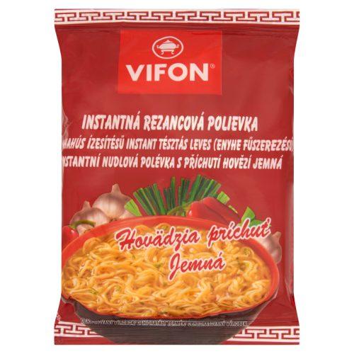 Vifon instant tésztásleves marhahús ízesítésű 60g