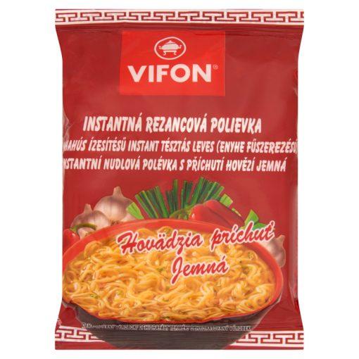 Vifon instant tésztás leves marhahús ízű 60g