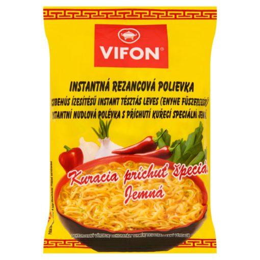 Vifon instant tésztás leves csípős csirkehús ízű 60g